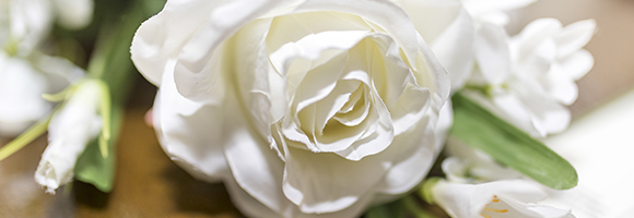 Funeral flower arrangements in Frome and Coleford